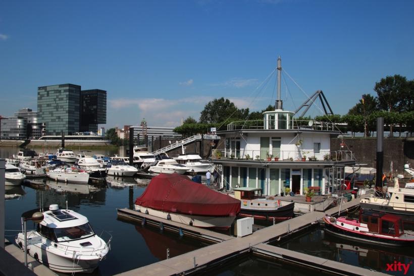 Marina Düsseldorf (xity-Foto: P. Basarir)