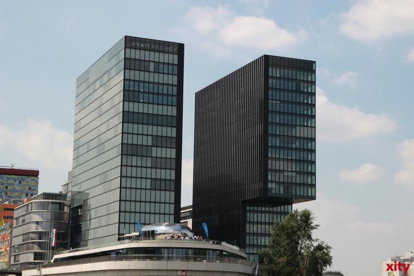 Hyatt Düsseldorf (xity-Foto: P. Basarir)