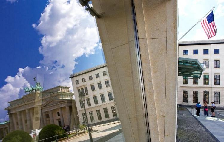 US-Geheimdienstrepräsentant hat Deutschland verlassen (© 2014 AFP)