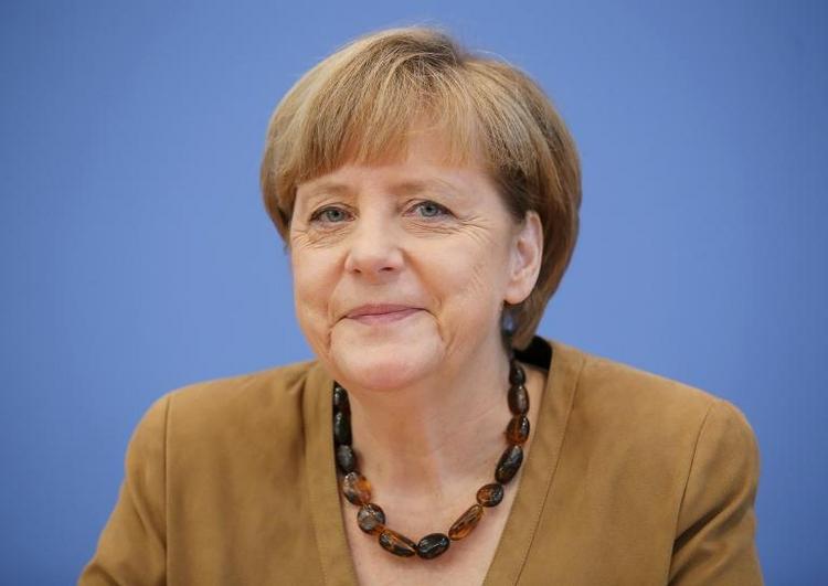 Politbarometer: Zwei Drittel für Kandidatur Merkels 2017 (© 2014 AFP)
