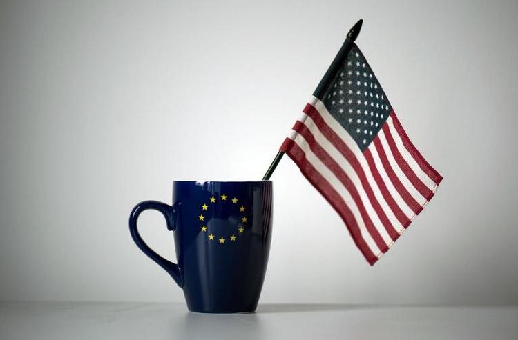 Schäuble: Handelsabkommen mit USA wird dauern (© 2014 AFP)