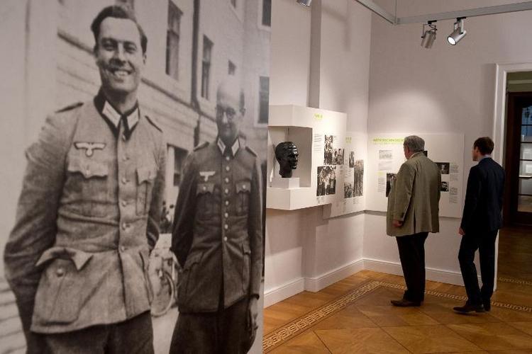 Gedenken an Widerstand am Jahrestag von Hitler-Attentat (© 2014 AFP)
