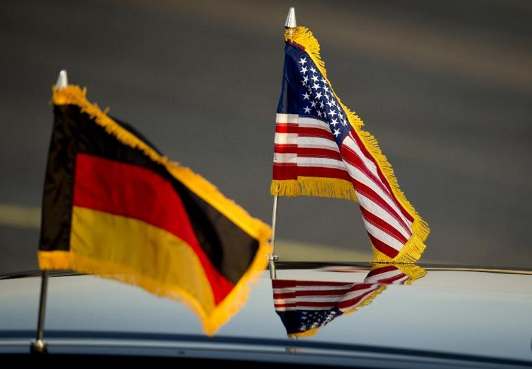 Bundesregierung arbeitet offenbar an Spionageabwehrplan (© 2014 AFP)