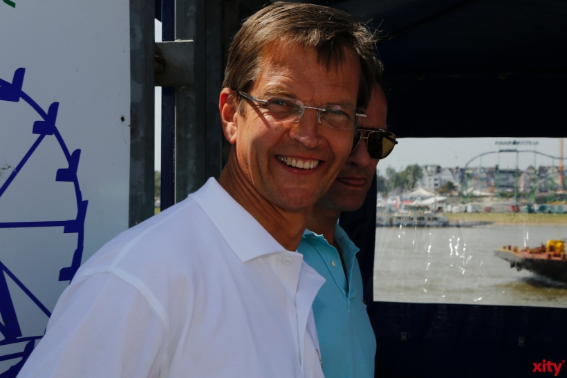CC-Präsident Josef Hinkel  (xity-Foto: D. Creutz)
