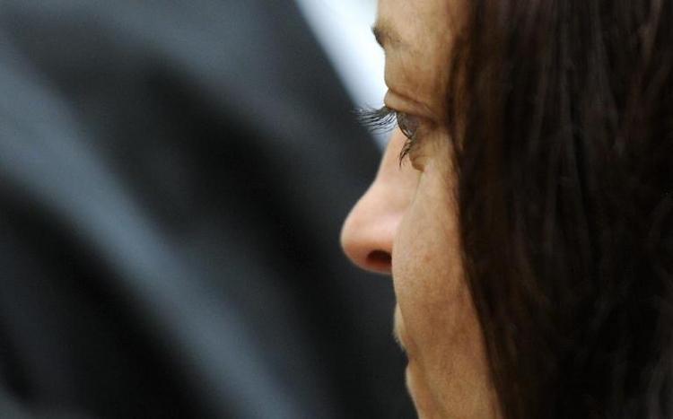 Gericht entscheidet noch nicht über Zschäpes Antrag (© 2014 AFP)
