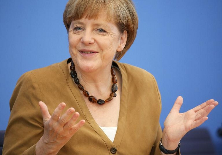 Union legt in Umfrage zu - Merkel so beliebt wie nie (© 2014 AFP)