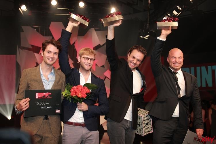 Mit dem Bunte New Faces Award Fashion ehrt Deutschlands größtes People-Magazin am Freitag wieder junge Talente aus der Modebranche (xity-Foto: P. Basarir)