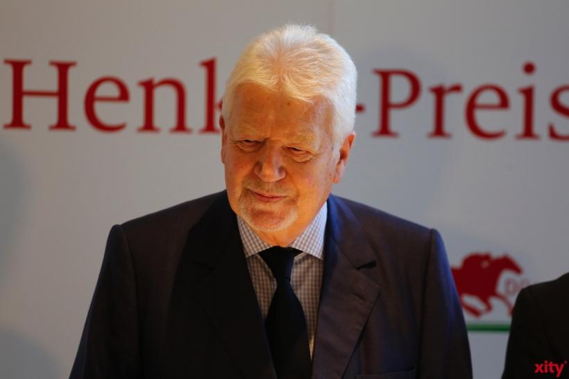 Peter Endres, Präsident Reiter- und Rennverein Düsseldorf (xity-Foto: D. Creutz