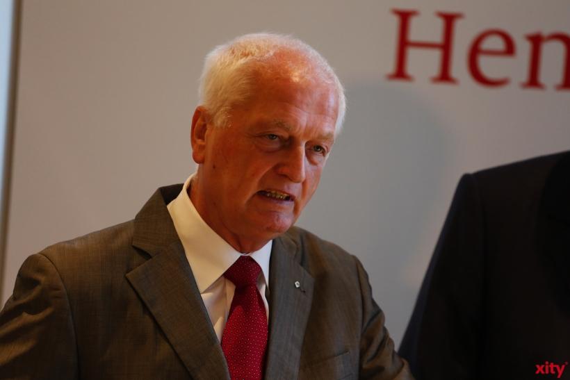 Günther Gudert, Reiter- und Rennverein (xity-Foto: D. Creutz)