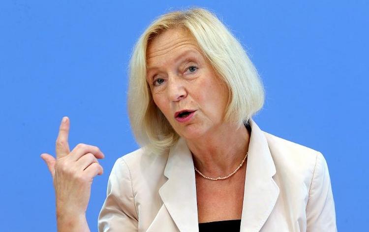 Wanka will Jahrgangsbeste für Lehramtsstudium gewinnen (© 2014 AFP)