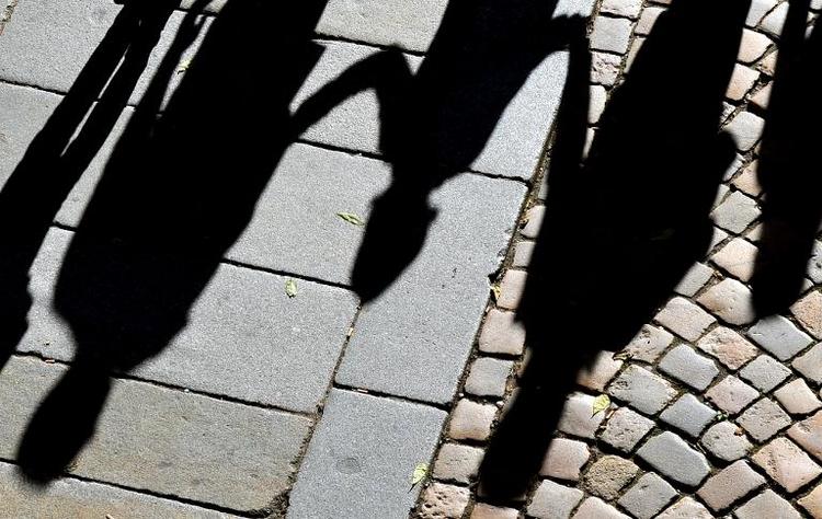 Zahl der Inobhutnahmen auf neuem Höchststand (© 2014 AFP)