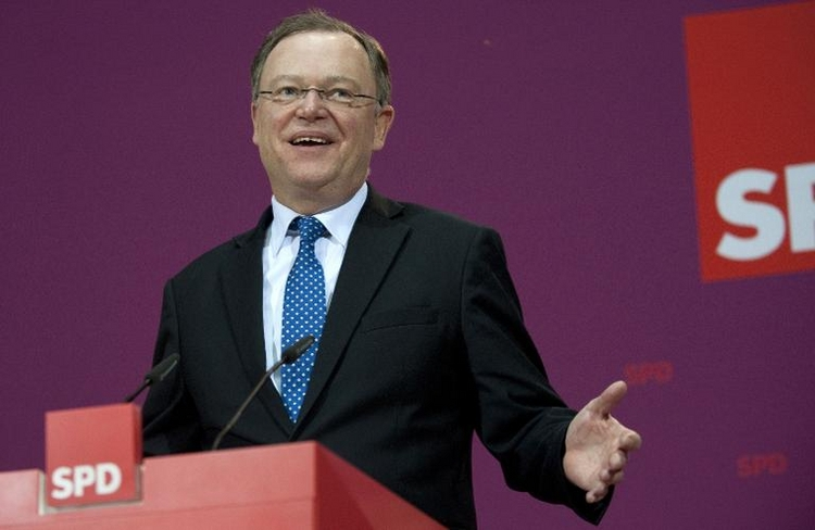 Niedersachsens Regierungschef fordert SPD-Kurskorrektur (© 2014 AFP)