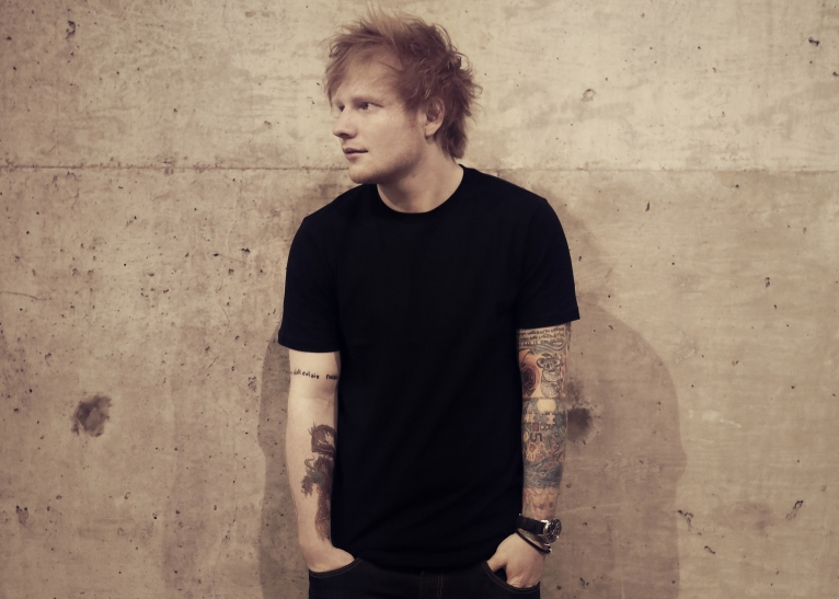 Ed Sheeran zu Gast in der Landeshauptstadt. (Foto: Christie Goodwin)
