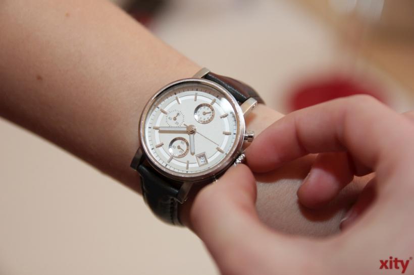 Täter entkommen mit hochwertiger Armbanduhr (xity-Foto: D. Creutz)