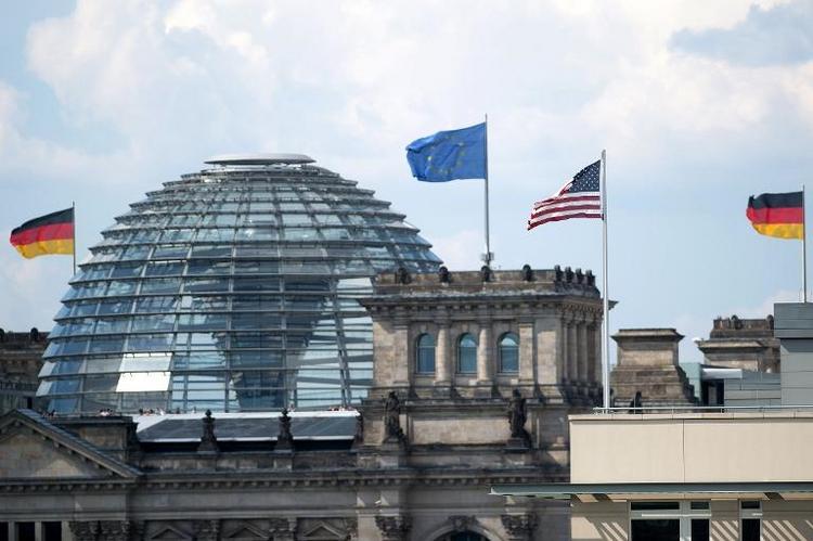 Verfassungsschutzchef wertet US-Spionage als Rechtsbruch (© 2014 AFP)