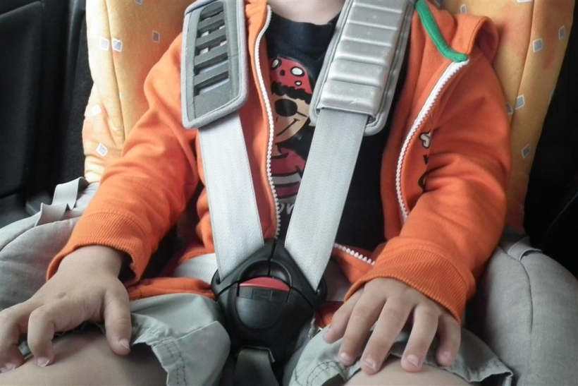 Viele Eltern weisen Wissenslücken beim Gebrauch von Kindersitzen auf (xity-Foto: D. Postert)