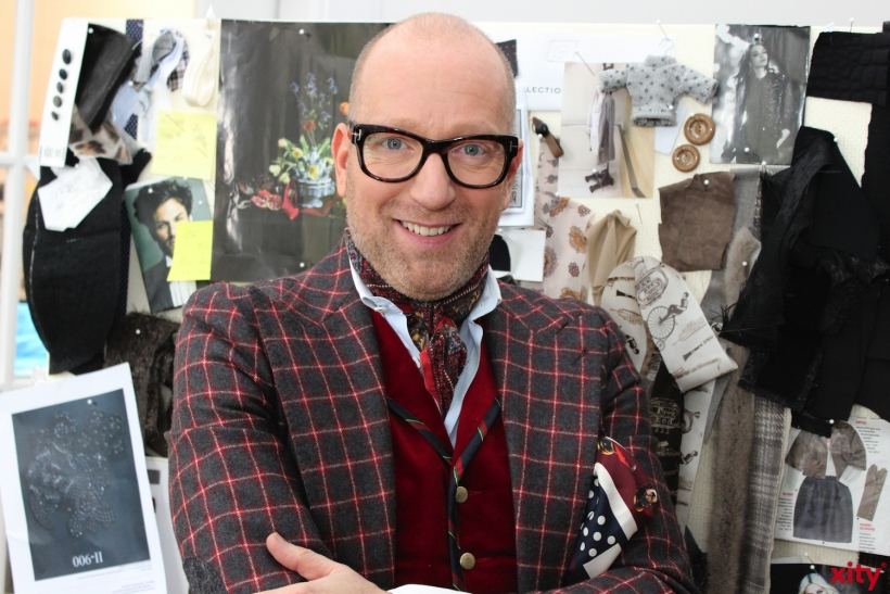 Modedesigner Thomas Rath über Luxus und Mode (xity-Foto: M. Völker)