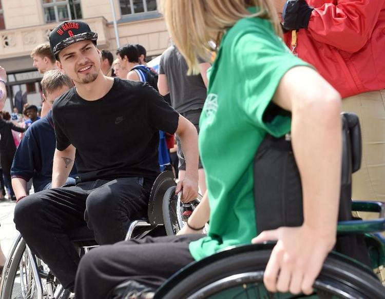 BA-Vorstand fordert mehr Jobs für Behinderte (© 2014 AFP)