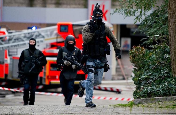 Mordprozess um Amoklauf in Anwaltskanzleien beginnt  (© 2014 AFP)