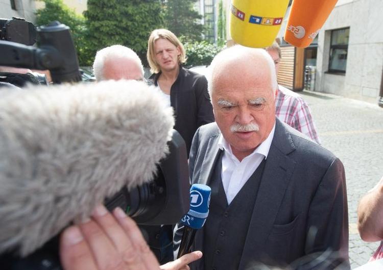 Gauweiler kündigt Reise nach Russland an (© 2014 AFP)