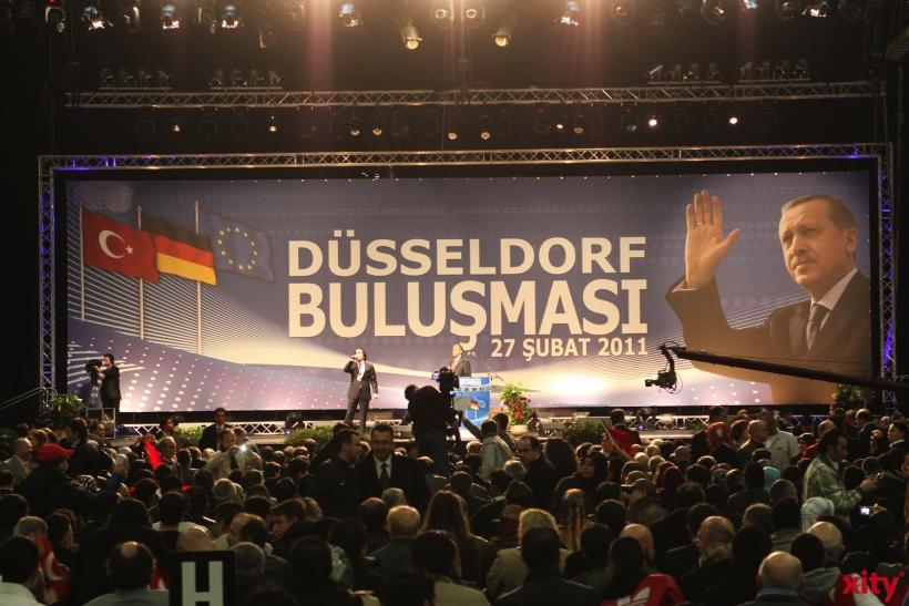 Erdoan, hier bei einer Veranstaltung 2011, steht nicht zur Wahl (xity-Foto: D. Mundstock)