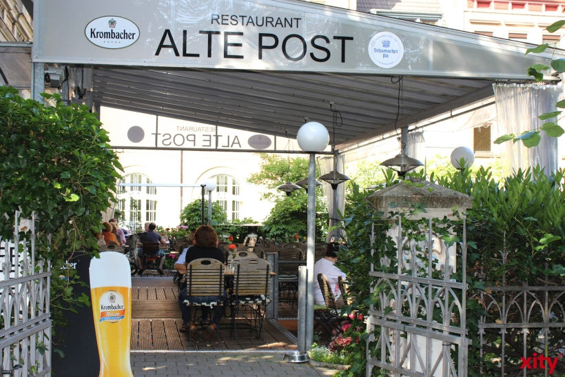 Alte Post (xityFoto: V.Golldam)