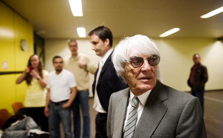 Ecclestone-Prozess könnte mit einem Deal enden (© 2014 AFP)