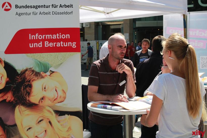 1.500 freie Lehrstellen in Düsseldorf (xity-Foto: H.Müller)
