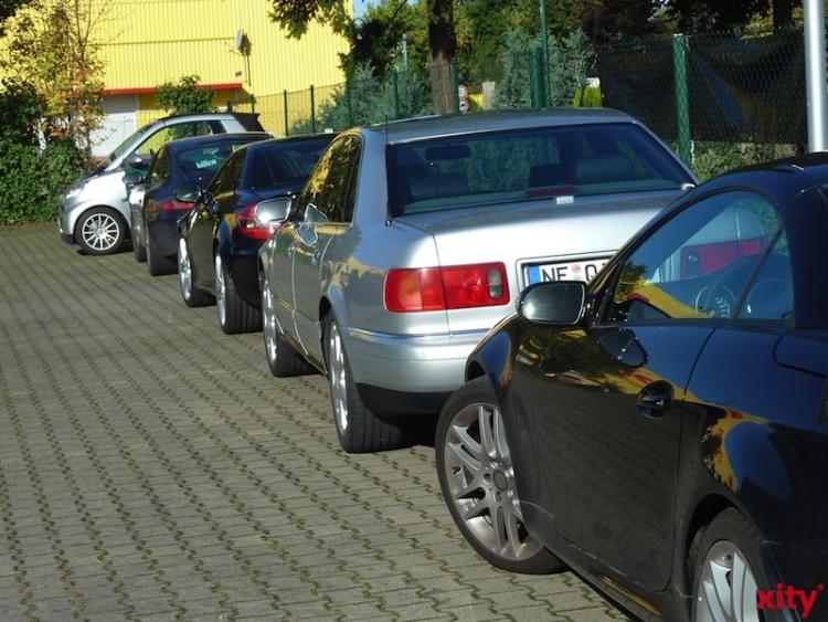 """Arbeitsausschuss """"Einrichtung zur Parkraumbewirtschaftung"""" tagte in Krefeld. (xity-Foto: P. I. )"""