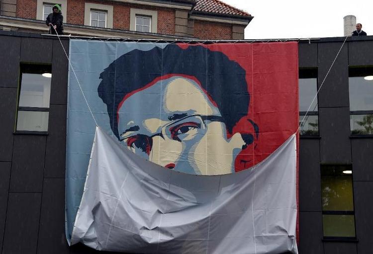 Grüne: Snowdens Russland-Aufenthalt Ohrfeige für Berlin (© 2014 AFP)
