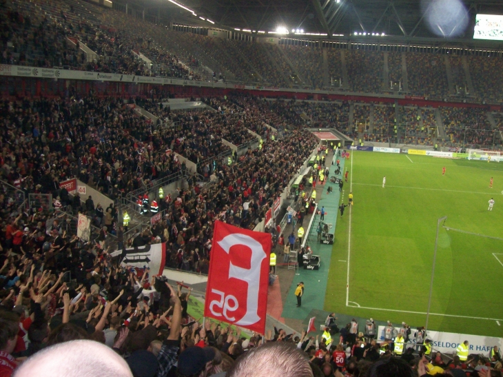 Fortuna Düsseldorf reist zum Auswärtsspiel nach Berlin (xity-Foto: M. Völker)