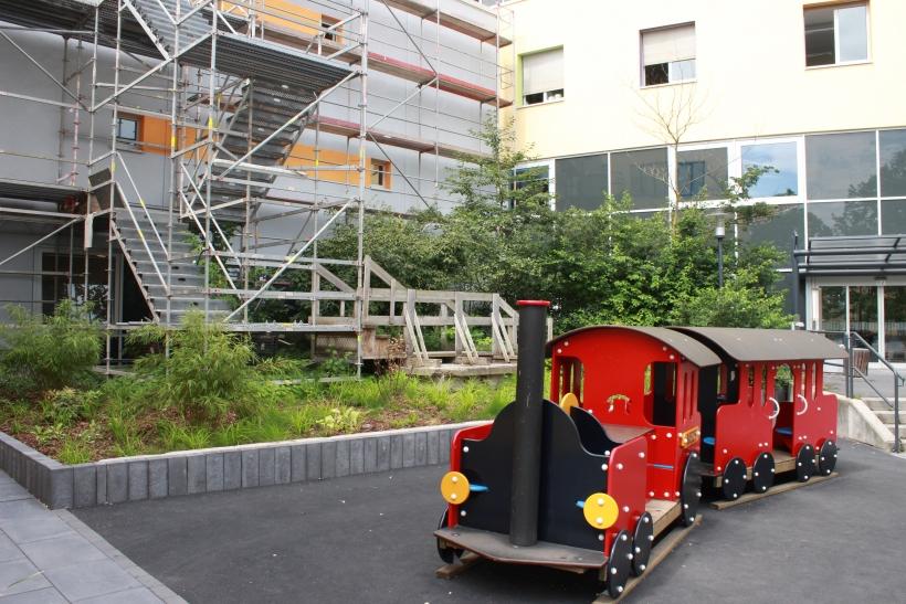 Im August feiert die stationäre Kinderheilkunde in Krefeld ihr 100-jähriges Bestehen. (xity-Foto: E. Aslanidou)