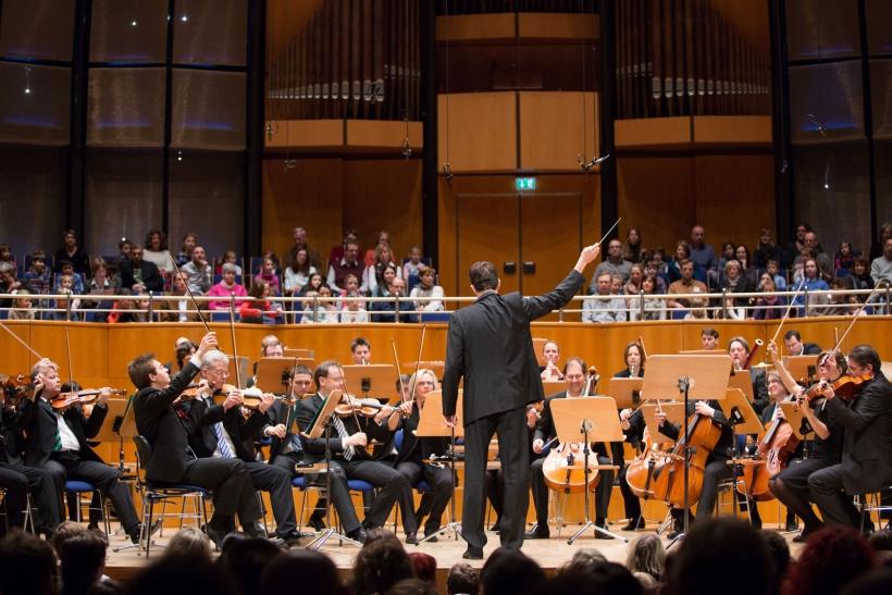 Das große Düsy-Wunschkonzert in der Tonhalle Düsseldorf (Foto: Susanne Diesner)