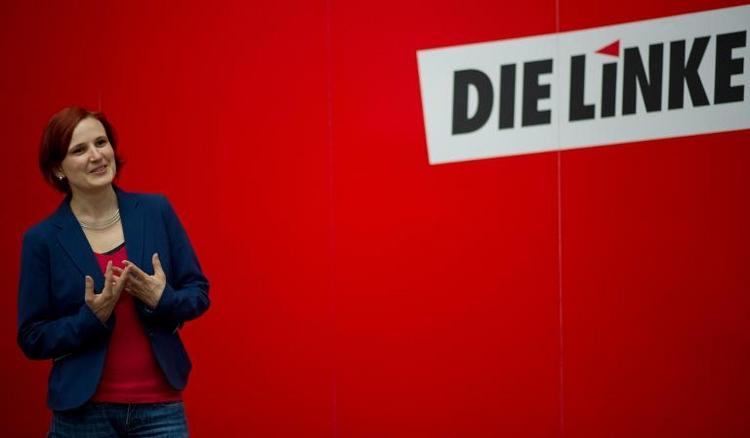 Kipping zweifelt an Rot-Rot-Grün auf Bundesebene (© 2014 AFP)