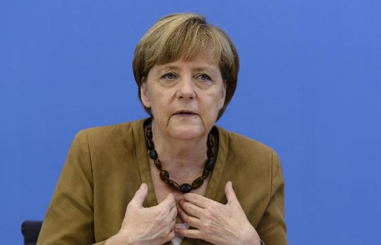 Unions-Fraktionsvize fordert Führungsstärke von Merkel (© 2014 AFP)
