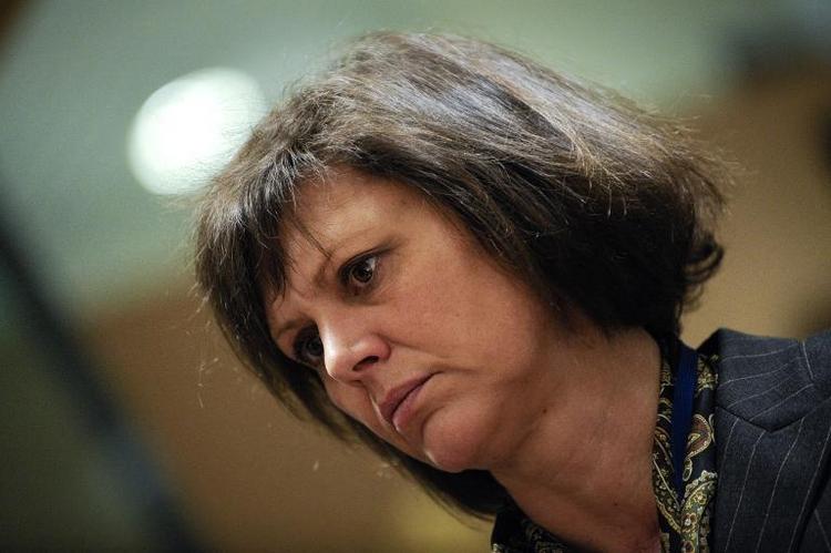 """Ilse Aigner nennt sich ein """"Landei"""" (© 2014 AFP)"""