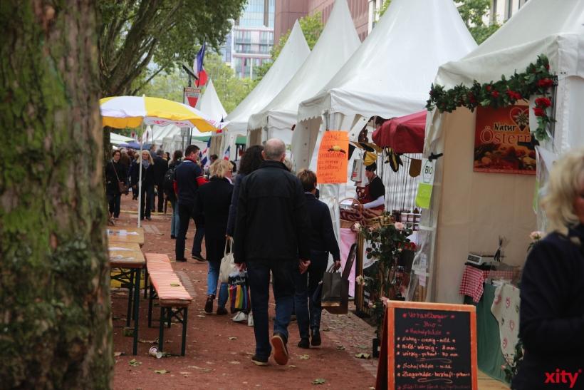 Das Gourmet Festival hofft auf zahlreiche, hungrige Besucher (xity-Foto: H.Müller)