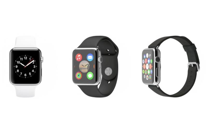 Die Apple Watch lässt sich individuell gestalten (Foto: Apple)