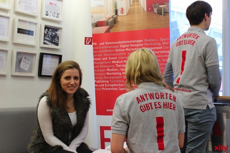 Die Düsseldorfer Jugendmedientage bieten Jugendlichen und jungen Erwachsenen die Möglichkeit, ihre Media-Skills auszubauen (xity-Foto: H. Niehaus)
