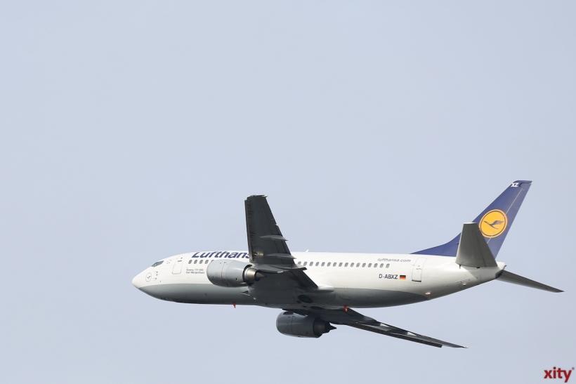 NRW-Flughäfen verzeichnen Zuwachs von 1,7 Prozent bei Pasagieren im ersten Halbjahr 2014 (xity-Foto: D. Creutz)