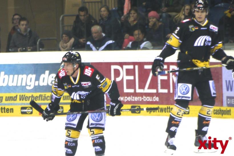 Die Pinguine unterlagen den Schanzern aus Ingolstadt mit 3:6. (xity-Foto: E. Aslanidou)