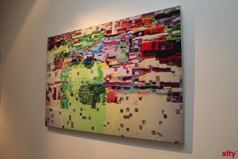 Kunstinteressierte können die Werke kaufen... (xity-Foto: P.I.)