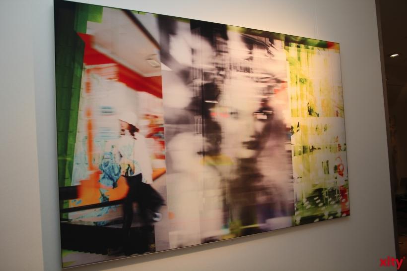 """In seiner Fotokunst befasst sich Schäfer mit der Frage """"Wie sehen wir?"""" (xity-Foto: P.I.)"""