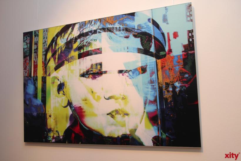 Seine Werke entstehen in seinen Studios in Düsseldorf und auf Mallorca (xity-Foto: P.I.)