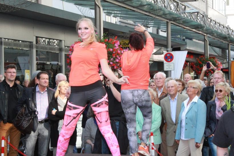 Fashionworld Ade - Es lebe Krefeld Pur! (xity-Foto: E. Aslanidou)