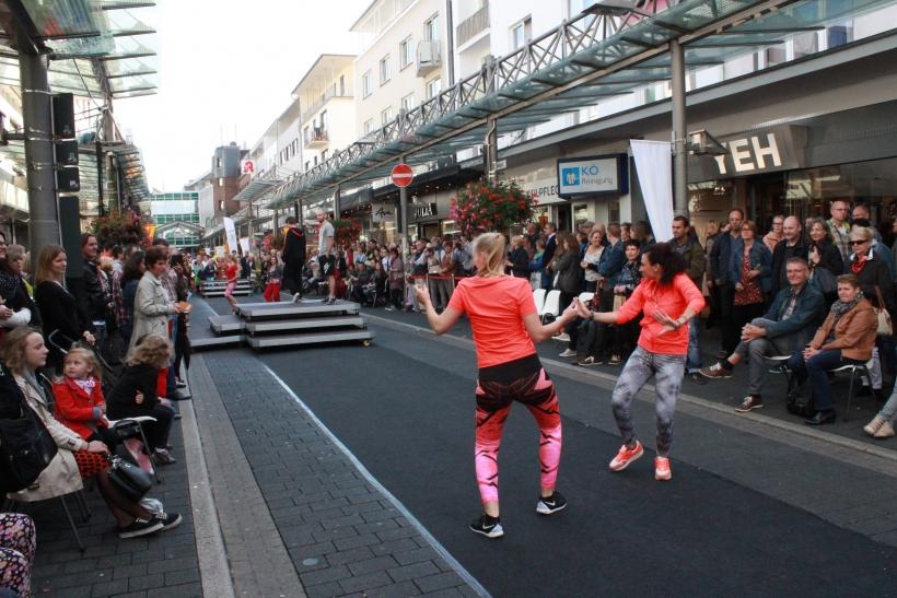 Das Konzept ging auf, rund 100.000 Besucher genossen das Mode Event am vergangenen Wochenende. (xity-Foto: E. Aslanidou)