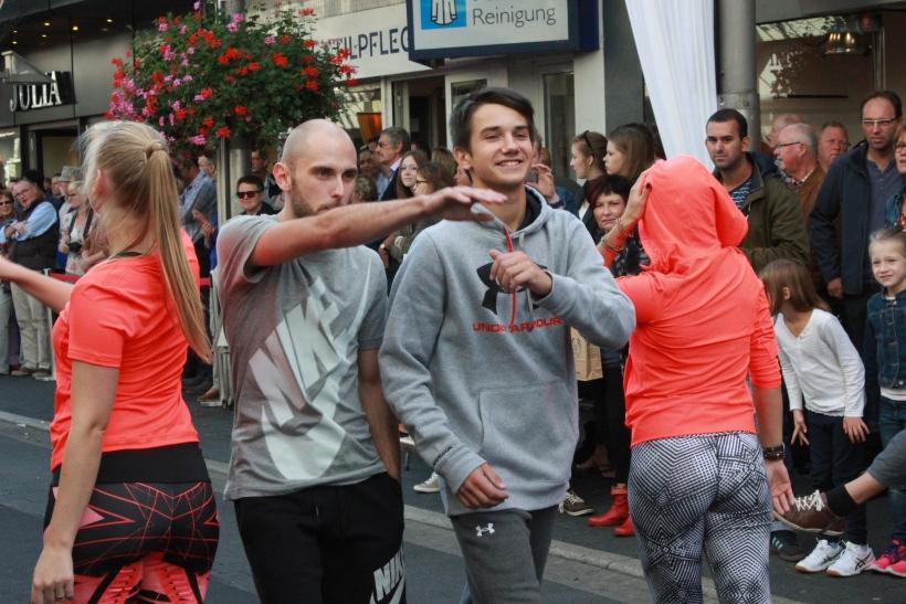 """Mit der Veranstaltung """"Krefeld Pur"""" soll die Krefelder Innenstadt mit Leben gefüllt werden. (xity-Foto: E. Aslanidou)"""