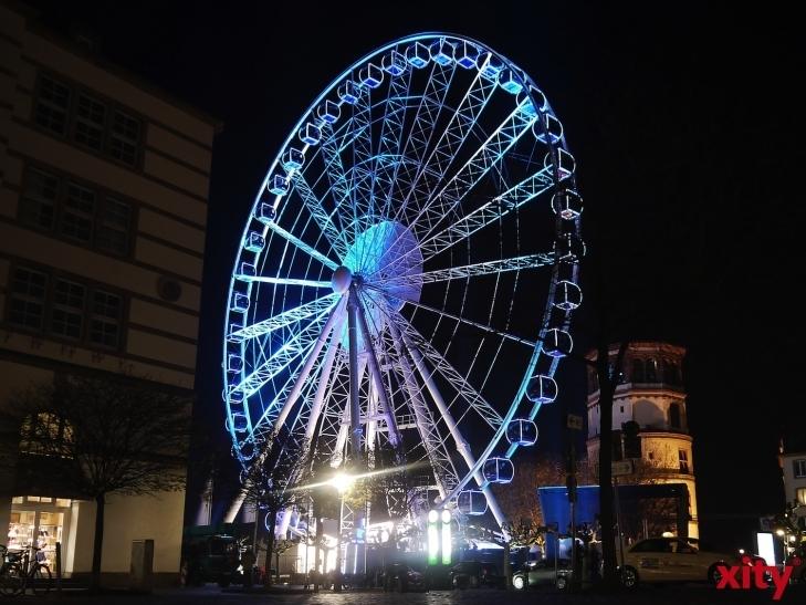 Das Wheel of Vision kommt nach Düsseldorf (xity-Foto: P. Basarir)