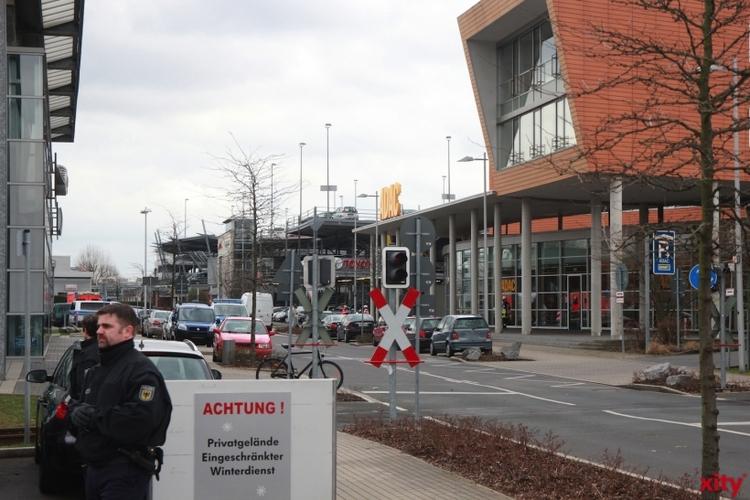 Tatort war ein Büro in Düsseldorf-Flingern (xity-Foto: P. Basarir)