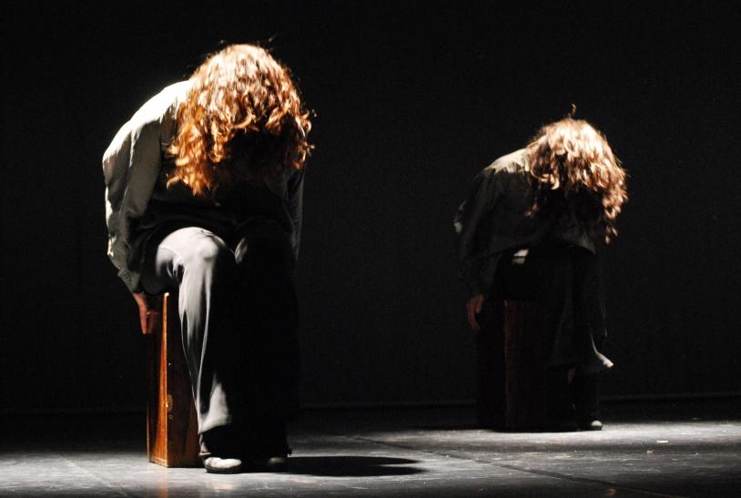 MOVE! ? 13. Krefelder Tage für modernen Tanz. (Foto: ©Joan Cortès)